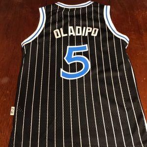 Vintage Orlando Magic Boys M #5 Oladipo NBA Jersey